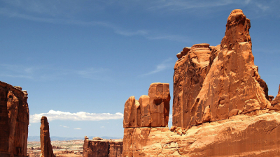 Arches National Park Utah Red Rocks